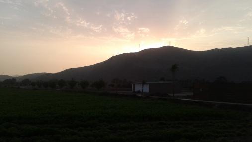 a beautiful vista