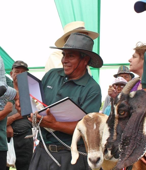 farmer who won a prize 2